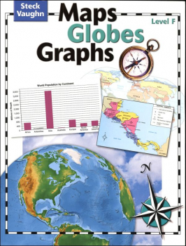 Maps+Globes+Graphs Level F Student