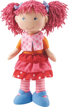 "Lilli-Lou - 12"" Cloth Doll (Lilli and Friends)"