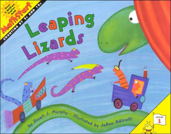 Leaping Lizards (MathStart Level 1)