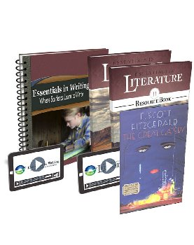 Essentials in Writing and Literature Level 11 Bundle with Online Video Subscription