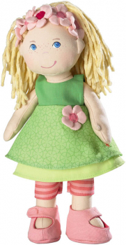 "Mali - 12"" Cloth Doll (Lilli and Friends)"
