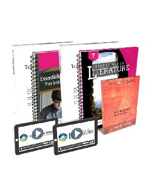 Essentials in Writing and Literature Level 7 Bundle with Online Video Subscription