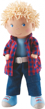 "Nick - 12"" Cloth Doll (Lilli and Friends)"