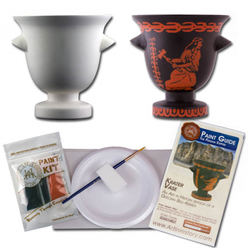 Persian Empire - Alexander the Great Krater (Hands on History Pottery Kit)