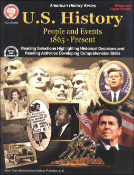 U.S. History: People and Events 1865-Current