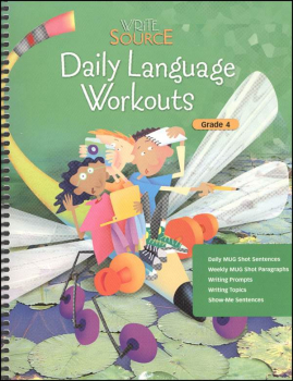 Write Source (2006 ed) Daily Language Gr 4