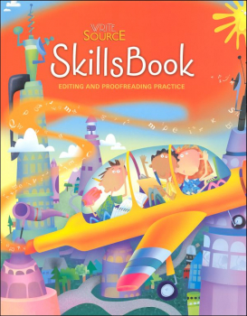 Write Source (2009) SkillsBook Student Gr 3