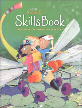 Write Source Skillsbook Student Grade 4 (2006)