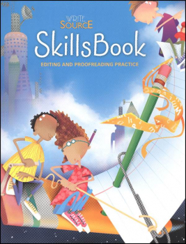 Write Source Skillsbook Student Grade 5 (2006)