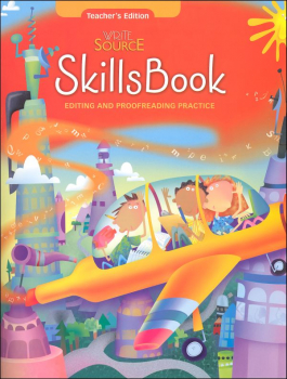 Write Source (2009) SkillsBook Teacher Gr 3