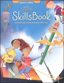 Write Source Skillsbook Teacher Grade 5 (2006)