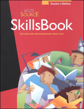 Write Source Skillbook Teacher Edition Grade 10 (2007)