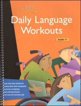 Write Source Daily Language Workout Grade 11 (2007)