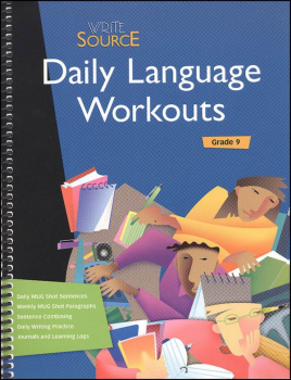 Write Source Daily Language Workout Grade 9 (2007)