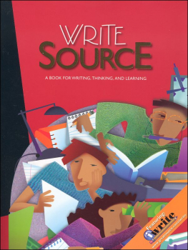 Write Source (2009) Student Book Grade 10