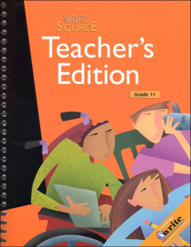 Write Source (2009) Teacher Ed Grade 11