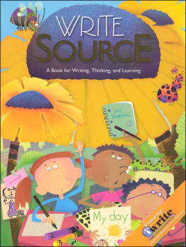 Write Source (2009) Student Book Grade 2