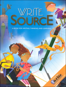 Write Source (2009) Student Book Grade 5