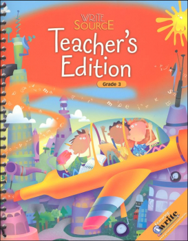 Write Source (2009) Teacher's Ed Grade 3