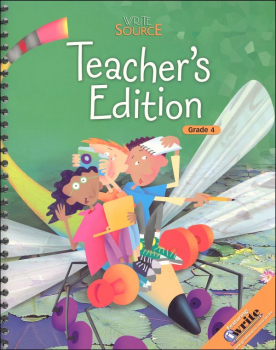 Write Source (2006) Teacher's Ed Grade 4