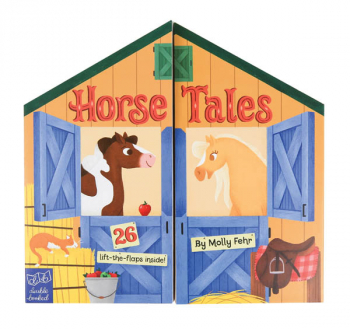 Horse Tales Lift-the-Flap Book