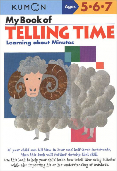 My Book of Telling Time (Ages 5-7)