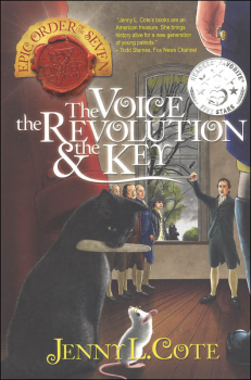 Voice, Revolution & the Key (Epic Order of the Seven - Revolutionary Trilogy)