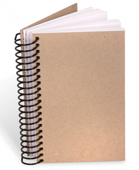 "Eco Sketch Journal (5 1/2"" x 8 1/2"") 100 sheets"
