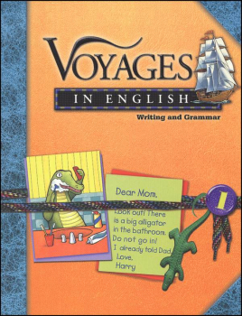 Voyages in English 2006 Grade 1 Student