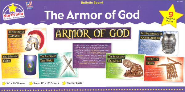 Armor of God Bulletin Board Set