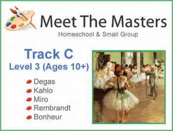Meet the Masters @ Home Track C ages 10-AD