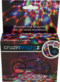 Cruzin Brightz Bike Light