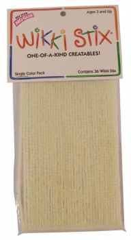 White Wikki Stix - pkg of 36