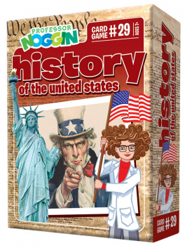 Prof Noggin's History of the U.S. Card Game