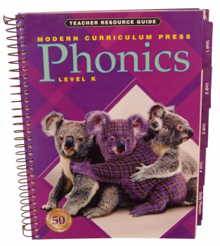 MCP Phonics K Teacher Guide (1998/2003)