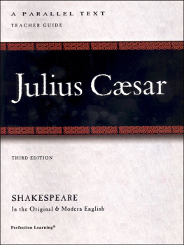 Julius Caesar Teacher Guide