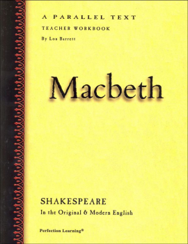 MacBeth-Shakespeare Wkbk Teacher Ed.