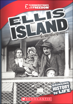 Ellis Island (Cornerstones of Freedom 3rd ed.)
