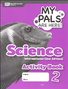 My Pals Are Here! Science International Activity Book 2 (2nd Edition)