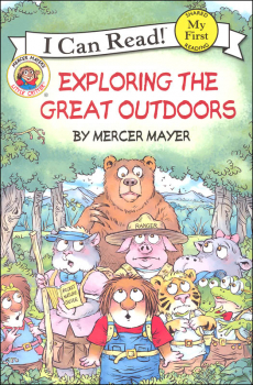 Little Critter: Exploring the Great Outdoors (I Can Read! My First)