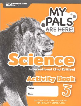 My Pals Are Here! Science International Activity Book 3 (2nd Edition)