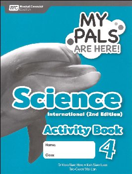My Pals Are Here! Science International Activity Book 4 (2nd Edition)