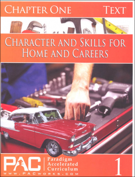 Character & Skills For Home & Careers Chapter 1 Text