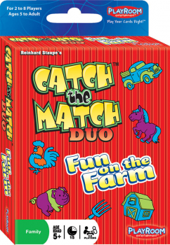 Catch the Match Duo Fun on the Farm