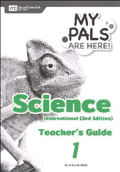 My Pals Are Here! Science International Teacher's Guide 1 (2nd Edition)