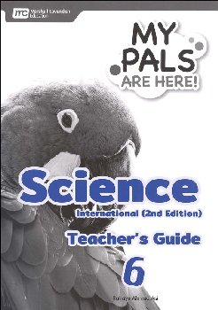 My Pals Are Here! Science International Teacher's Guide 6 (2nd Edition)
