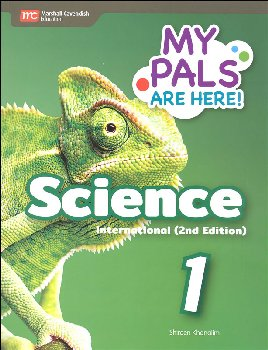 My Pals Are Here! Science International Text Book 1 (2nd Edition)