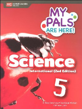 My Pals Are Here! Science International Text Book 5 (2nd Edition)
