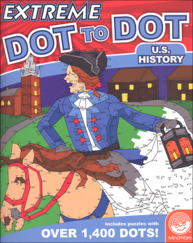 Extreme Dot to Dots Book - U.S. History