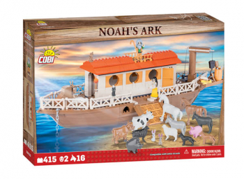 Noah's Ark - 415 pieces